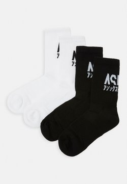 ASICS - KATAKANA SOCK 2 PACK - Sportsocken - performance black/brilliant white