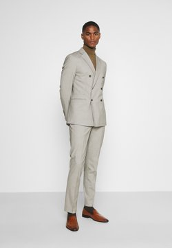 Selected Homme - SLHSLIM MAZELOGAN - Costume - sand