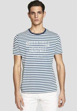North Sails - T-Shirt print - white