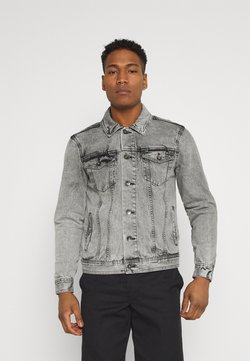 Redefined Rebel - MARC JACKET - Denim jacket - light grey
