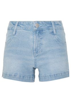 Cotton On - MID RISE CLASSIC STRETCH - Jeansshort - bleach blue