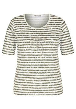 Rabe 1920 - T-Shirt print - green/ off-white