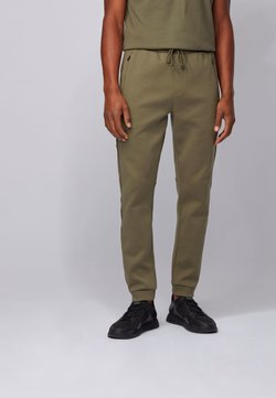 BOSS - Jogginghose - dark green