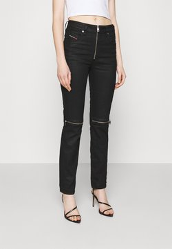 Diesel - JOY  - Jeans Slim Fit - black