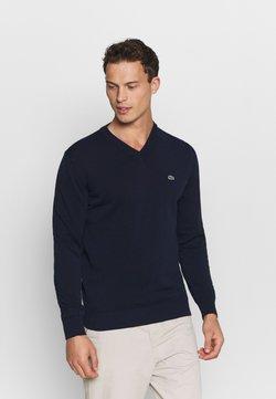 Lacoste - Strickpullover - navy blue