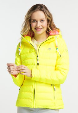 Schmuddelwedda - Winterjacke - neon yellow
