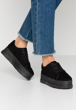 Koi Footwear - VEGAN - Sneakers laag - black