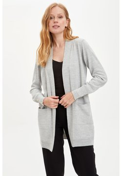 DeFacto - Strickjacke - grey