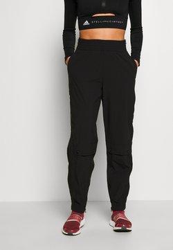 adidas by Stella McCartney - Ulkohousut - black