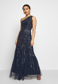 Lace & Beads Petite - ROSE MAXI - Ballkleid - navy