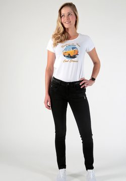 Miracle of Denim - Jeans Slim Fit - schwarz