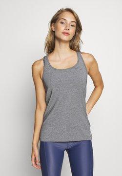 GAP - BREATHE TANK - Funktionsshirt - heather grey
