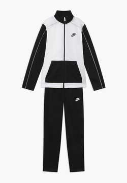 Nike Sportswear - CORE FUTURA SET - Survêtement - black/white
