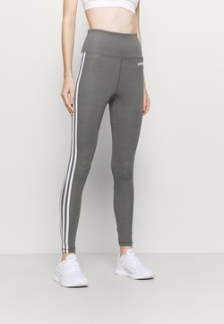 adidas Performance - Tights - grey/white