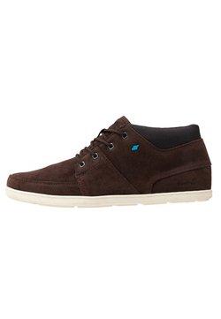 Boxfresh - CLUFF - Sneakers hoog - dark brown