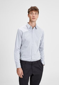 Jack & Jones PREMIUM - Hemd - grey melange