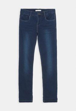 Name it - NKFSALLI DNMTHAYERS PANT - Slim fit jeans - dark blue denim
