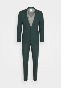Viggo - GOTHENBURG SUIT - Dress - forrest green