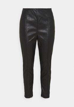 Forever New Curve - MISSY SPLICED - Leggings - Trousers - black