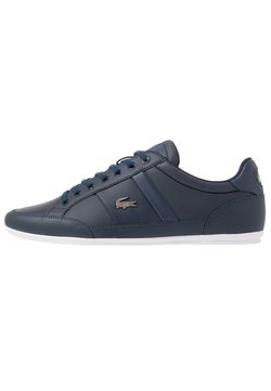 Lacoste - CHAYMON - Sneaker low - navy/white