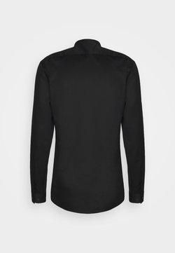 HUGO - ERROL - Camicia - black