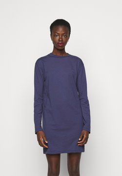 Missguided Tall - BASIC DRESS 2 PACK - Jerseykleid - grey marl