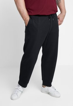 Polo Ralph Lauren Big & Tall - DOUBLE KNIT TECH - Jogginghose - polo black
