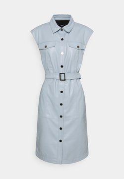 KARL LAGERFELD - DRESS - Robe chemise - pearl blue