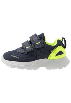 Superfit - RUSH - Sneakers laag - blau/gelb