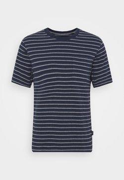 Patagonia - POCKET TEE - T-Shirt print - new navy