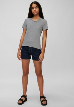 Marc O'Polo DENIM - T-Shirt print - multi/dress blue