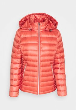 Calvin Klein - ESSENTIAL JACKET - Daunenjacke - antique pink