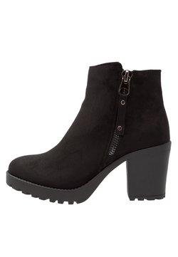 H.I.S - Korte laarzen - black