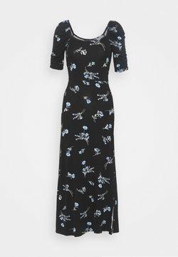 Dorothy Perkins - FLORAL DRESS - Maksimekko - black