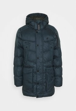 G-Star - WHISTLER PARKA - Wintermantel - namic lite r wr - legion blue