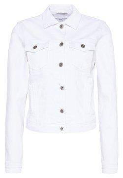 edc by Esprit - Jeansjacka - white