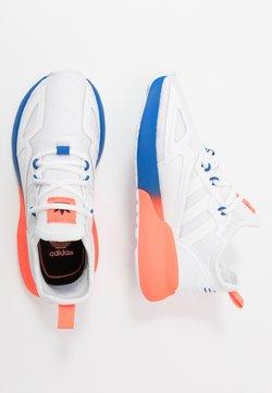 adidas Originals - ZX - Sneaker low - footwear white/red/blue