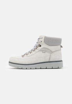XTI - Korte laarzen - white