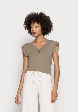 Soyaconcept - ISABEL - Camiseta básica - army