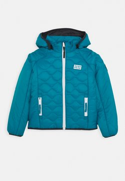LEGO Wear - JIPE 601 JACKET - Winterjas - dark turquoise