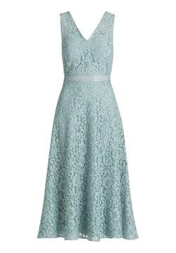 Vera Mont - MIT SPITZE - Cocktailkleid/festliches Kleid - gray mist