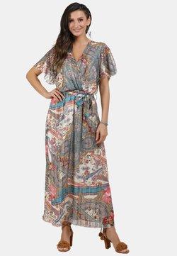 usha - Vestido largo - türkis