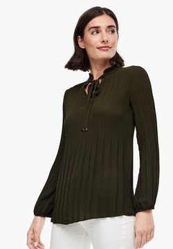 s.Oliver BLACK LABEL - Bluse - khaki