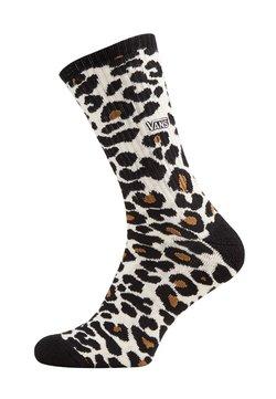 Vans - Socken - leopard print