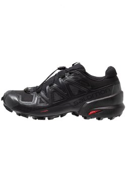 Salomon - SPEEDCROSS 5 GTX - Zapatillas de trail running - black/phantom