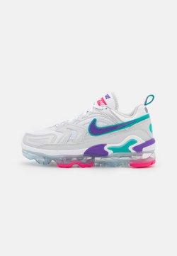 Nike Sportswear - AIR MAX VAPORMAX EVO - Sneakers laag - photon dust/hyper grape/white/hyper pink/turbo green