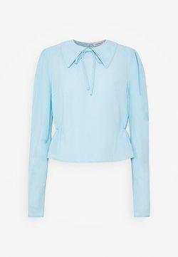 Custommade - PIXIE - Blouse - light blue