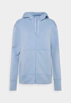adidas Golf - COLD.RDY GO TO HOODIE - Felpa con zip - ambient sky