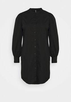 Pieces Curve - PCFONNIEN - Vestido camisero - black