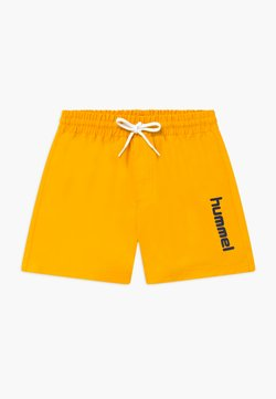 Hummel - BONDI - Swimming shorts - golden rod